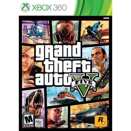 Grand Theft Auto V - Xbox 360 (Grand Theft Auto V Codes Xbox 360)