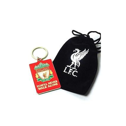 Amazon.com: Liverpool - Llavero con bolsa de regalo de ...