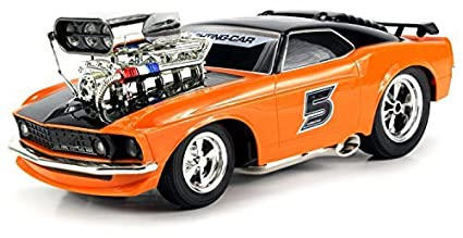 Amazon Com Gberry Super 5 Ford Mustang Boss 429 Remote Control Rc