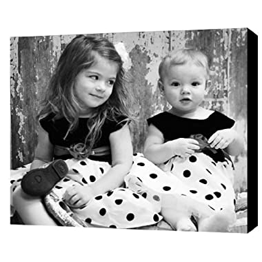 Custom Photo To Canvas Gallery Wrapped - Ready To Hang On Wall (8  x 12 )
