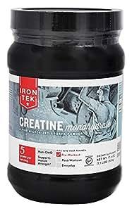 Iron Tek Essential Creatine, 1.1-Pound