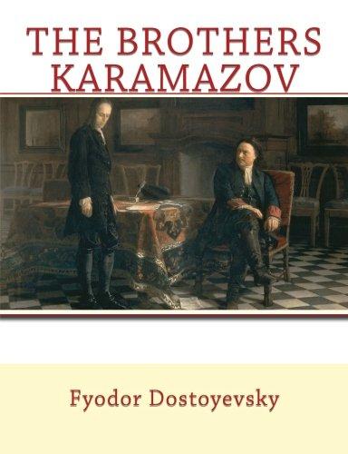 Download THE BROTHERS KARAMAZOV, FYODOR DOSTOYEVSKY, LARGE 14 Point Font Print ebook