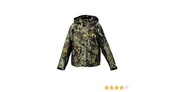 f4ef3f117e73 Amazon.com   Scent Blocker Youth Drencher Jacket   Sports   Outdoors