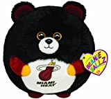 Ty Beanie Ballz Miami Heat - NBA Ballz
