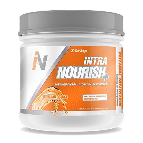 Intra Nourish Plus Energy- Hydration – Performance – Hawaiian Orange (20 Servings) (1) Review