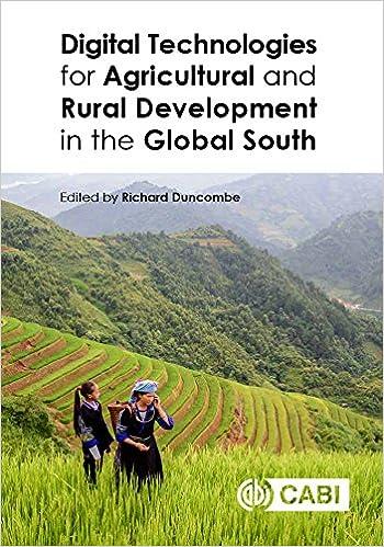 Descargar U Torrents Digital Technologies For Agricultural And Rural Development In The Global South Kindle Lee Epub