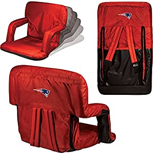 Picnic Time England Patriots Ventura Seat from Picnic Time