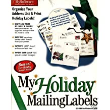 My Holiday Mailing Labels