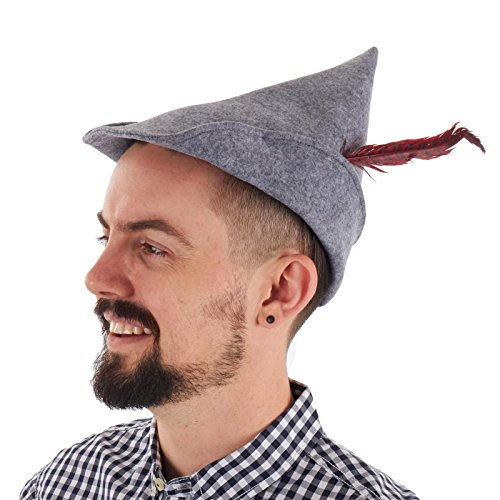 (Men's Alpine Hat (Gray))