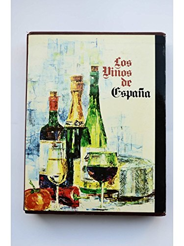 Los vinos de España: Amazon.es: CASTILLO, José del, Con la colaboración de Asunción Jaen Botella, Angel Gamboa y Sánchez Barcaiztegui, J. A. Ramírez-Escudero; Prólogo de José Camon Aznar: Libros