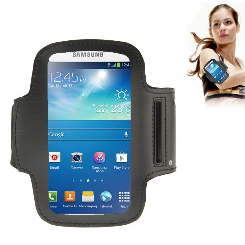 smartprotectors. Sac de sport/brassard pour Samsung Galaxy S3/SIII/S4/SIV/Apple iPhone 4/5/6& 6S/Motorola Moto G/Universal Sports Bracelet Case