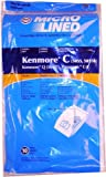 Home Care Products Kenmore 5055/50558 Micro Lined Paper Vacuum...