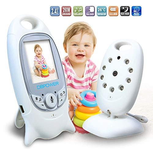 wireless monitor nanny security babyphone