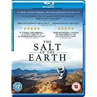 The Salt of the Earth Blu-ray [UK Import]