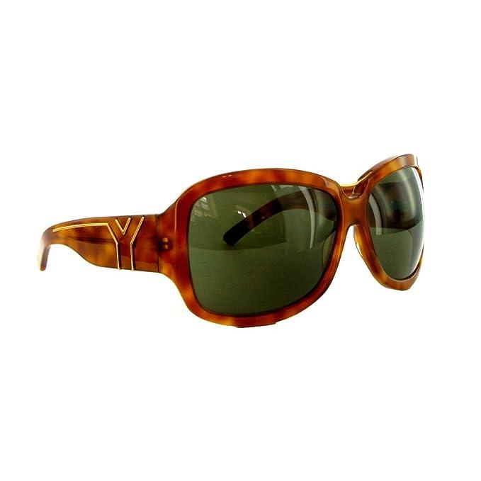 Yves Saint Laurent - Gafas de sol - para mujer marrón ...
