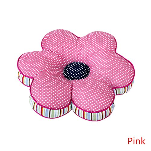 - Abreeze Girls Flower Floor Pillow Seating Cushion Plum Bossom Seat Pad Pillow a Reading Nook, Bed Room Watching TV 16