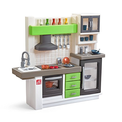 Step2 Euro Edge Kitchen Kids Play Kitchen (Kitchen Grande)