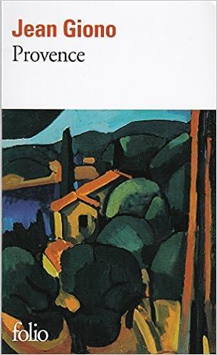 Provence - Jean Giono sur Bookys