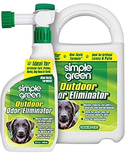 Simple Green Outdoor Odor