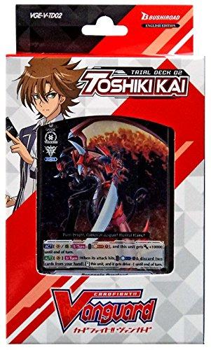 Cardfight   Vanguard  Trial Deck V2   Toshiki Kai