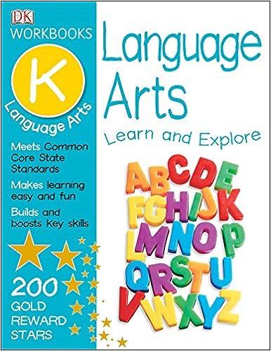 DK Workbooks: Language Arts, Kindergarten: DK Publishing ...