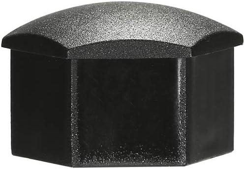 Fesjoy Cache-ecrou de roue pour Tesla Model 3 Cache-ecrou de roue Lug Cache-roue Cache-ecrou Cache-cache Kit dextracteur 21pcs cache /écrous de roue