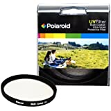 Polaroid PLFILUV82  multi coated UV filter 82mm (Black)