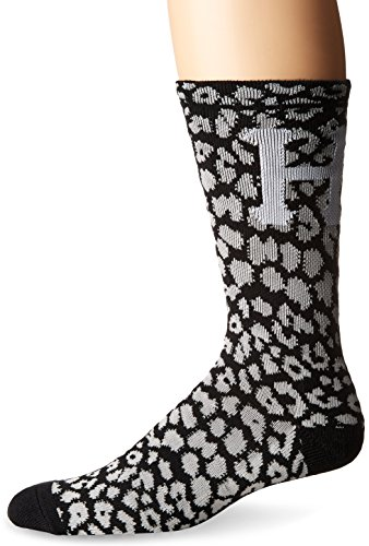 HUF Men's Cheetara Crew Sock hot sale