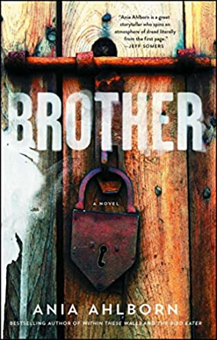 book cover of Brother