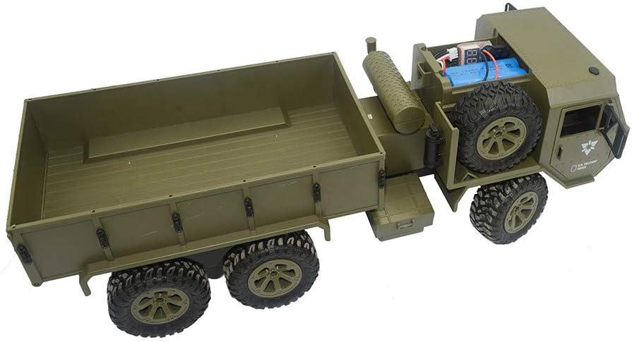 Hochleistungs-Lithium-Polymer-Batterie f/ür FY004 1//16 6WD RC Car HSKB RC Car Truck Ersatz Upgrade Backup Li-po Batterie 7.4V 2000MAH