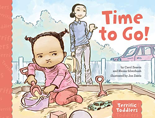 Book Cover: Time to Go!