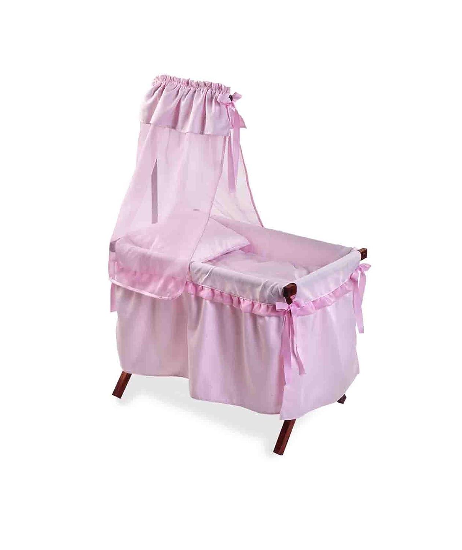 Amazon.es: Muñecas Arias - Cuna para muñeca, color rosa: Juguetes y ...