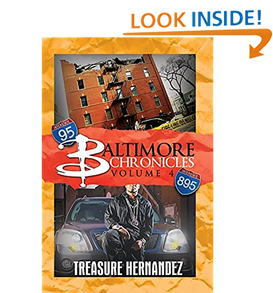 Baltimore Chronicles Volume 4 (Urban Books)