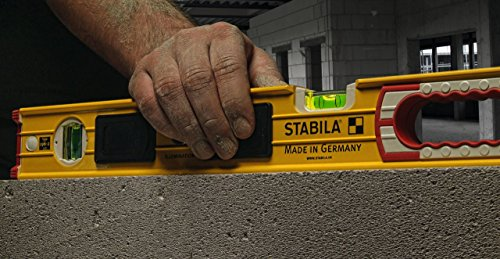Stabila Level Set Kit Type 196-2 LED 48'' and 24'' Levels with Lighted Vials by Stabila (Image #5)
