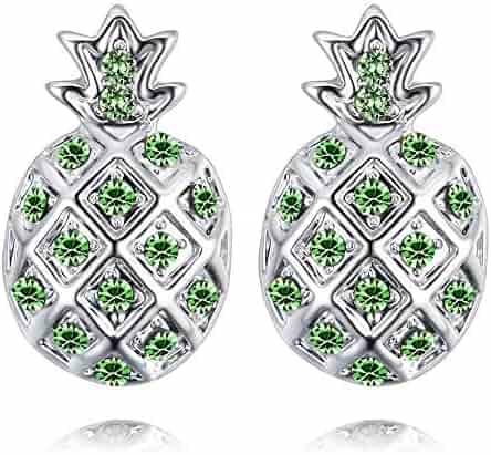 467c7ea6b534a Shopping Food & Beverages - Greens - Earrings - Jewelry - Girls ...
