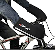 Bike Handlebar Mitts Mountain Bike Cold Weather Bar Mittens Gloves Windproof Cold Proof MTB Hand Warmer Covers