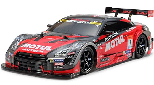 TAMIYA 1/10 XB Series No.192 XB MOTUL AUTECH GT-R (TT-02 chassis) propoxycarbonyl with Painted 57892