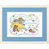 Dimensions Needlecrafts Counted Cross Stitch, Twinkle Twinkle Birth Record