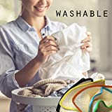 Whiff Bamboo Dish Cloths & Kitchen Wipes, 6