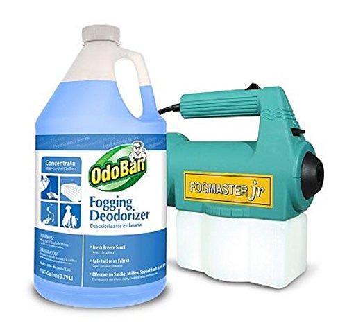 Odoban Fogmaster and Deodorizer Bundle