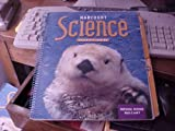 Physical Science, Grade 1, Harcourt School Publishers Staff, 0153236833