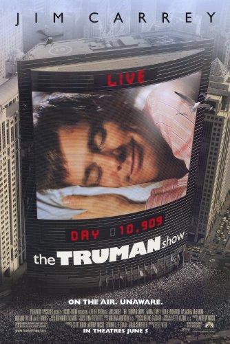 11 x 17 The Truman Show Movie (Truman Show Poster)