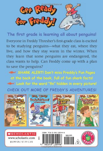 The Penguin Problem (Ready, Freddy!, No. 19)