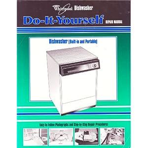 Dishwasher Service Manuals