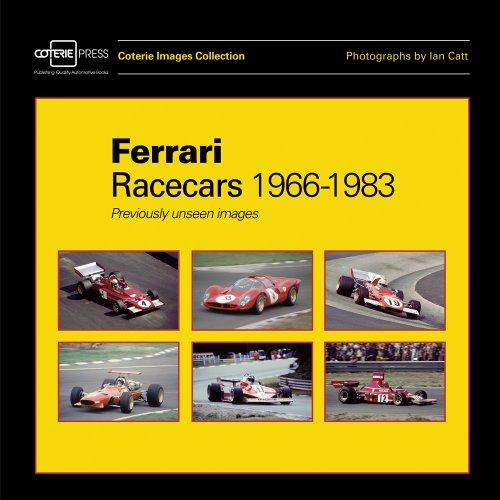 1983 Ferrari (Ferrari Racecars 1966-1983: Previously Unseen)