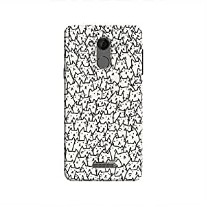 Cover it up Catzzzz Hard Case for Coolpad Note 5 - Multi Color