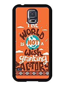 The Fault in Our Stars Samsung Galaxy S5 I9600 Case Anime Image Design Hard Plastic Cover