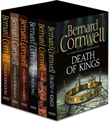The Last Kingdom Series Books 1-6 (The Last Kingdom Series) por Bernard Cornwell