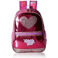 Skechers Kids Little Girl's Skechers Twinkle Toes All My Heart Napsack Accessory, pink/purple, OS