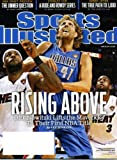 Sports Illustrated June 20 2011 Dirk Nowitzki/Dallas Mavericks on Cover (Mavs Win NBA Title), Derek Jeter/New York Yankees, Stanley Cup, Jimmer Fredette/Brigham Young University BYU